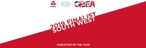 Cas Paton Announced As Finalist In NatWest Great British Entrepreneur Awards