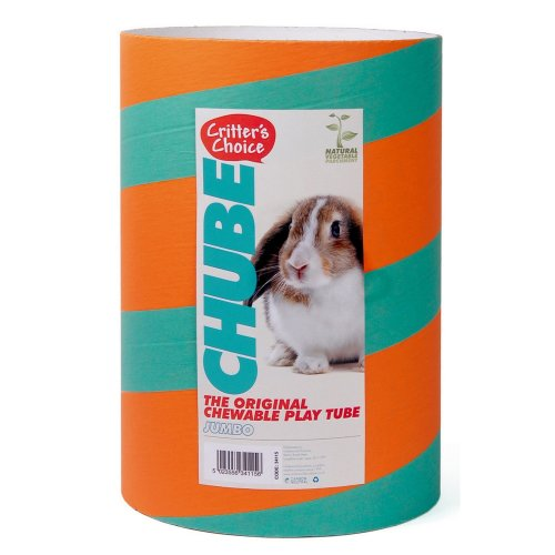 Happy Pet Products Critters Choice Chube Toy