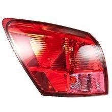 Nissan Qashqai 2007-4/2010 Rear Tail Light Passenger Side N/s
