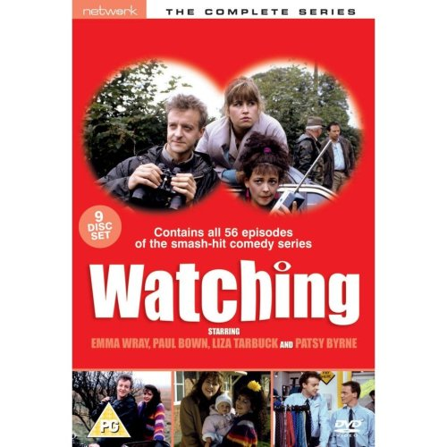 Watching - Series 1-7 | DVD Boxset