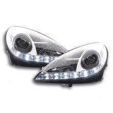 DRL Daylight headlight  Mercedes SLK R171 chrome