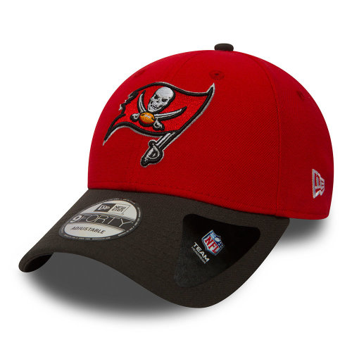 b0669a3d569830 New Era 9Forty Adjustable Curve Cap ~ Tampa Bay Buccaneers on OnBuy