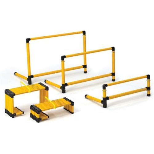SSN 1379888 12 - 18 in. Smart Hurdle 3 - Set of 3