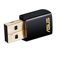 Asus (USB-AC51) AC600 (433+150) AC Wireless Dual Band Nano USB Adapter