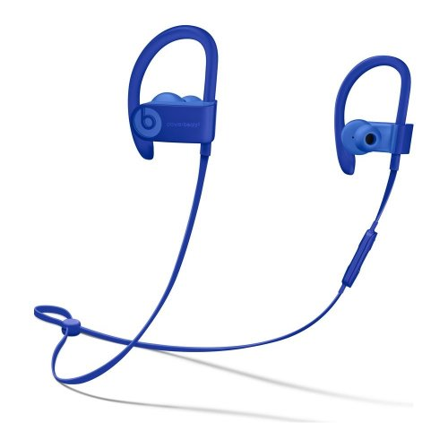 BEATS PowerBEATS3 Neighbourhood Wireless Bluetooth Headphones - Break Blue, Blue