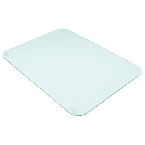 Tuftop Large Textured Worktop Saver, Clear 50 x 40cm