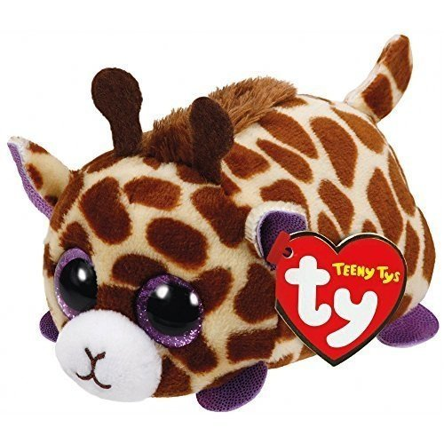 TY - Teeny Tys Plush - Mabs the Giraffe