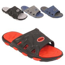 Mens Remax Super Sliders Slides Sandals Flip Flops