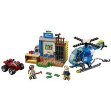 Lego City 60207 Police Sky Police Drone Chase Set Helicopter And