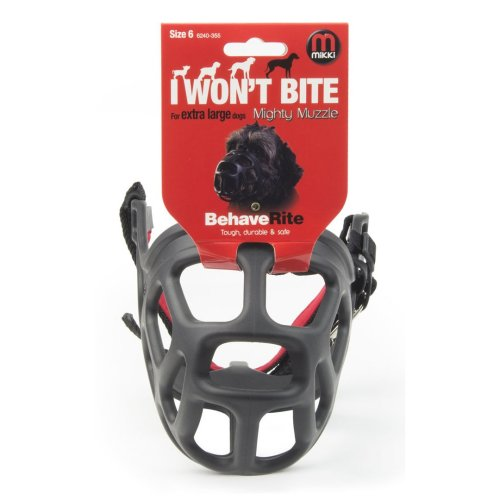 Mikki Mighty Muzzle Size 6