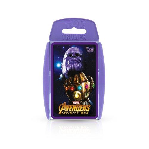 Top Trumps - Marvel Avengers Infinity War