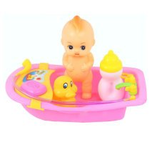 Learning Toys Pretend & Play Toys Bathing Toy Combination Pink