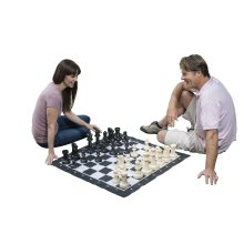 Traditional Garden Games Giant Chess Set