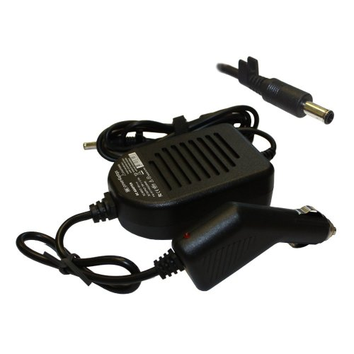 Samsung NP-N230-JA01 Compatible Laptop Power DC Adapter Car Charger