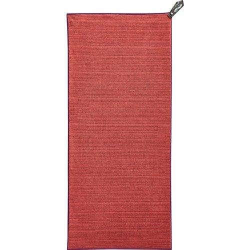 PackTowl Luxe Beach Towel (Vivid Coral)