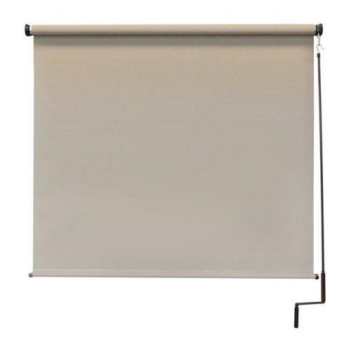 Keystone Fabrics O77.68.80 6 x 8 ft. Regal Cordless Outdoor Sun Shade - Maple