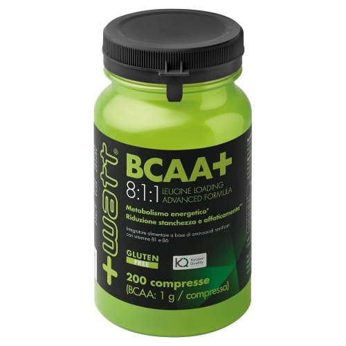BCAA+ 8:1:1 200 TABLETS - Top Quality