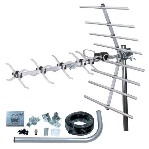 Loft & Outdoor Digital TV Aerial, SLx 27887K4 4G Filtered 32 Element Aerial for Digital TV