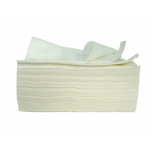 CannyMum Bamboo Baby Wipes. Biodegradable. 1 Pack (100 Dry Wipes)