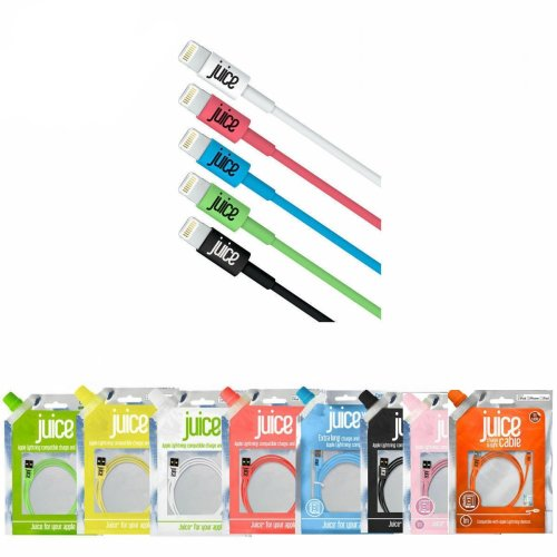 Juice Lightning USB Cable   Apple Certified Charger
