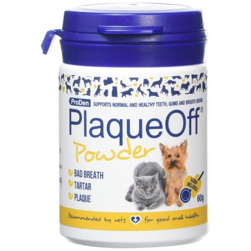 ProDen PlaqueOff Animal Pet Breath Powder