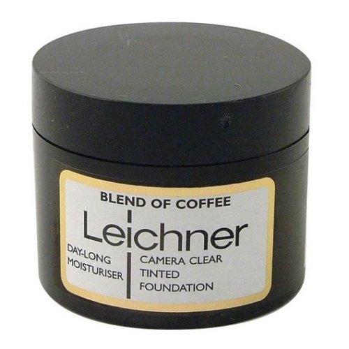 Leicher Camera Clear Tinited Foundation 30ml - Blend of Coffee