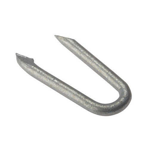 Forge 250NLNS30GB Netting Staple Galvanised 30mm Bag Weight 250g