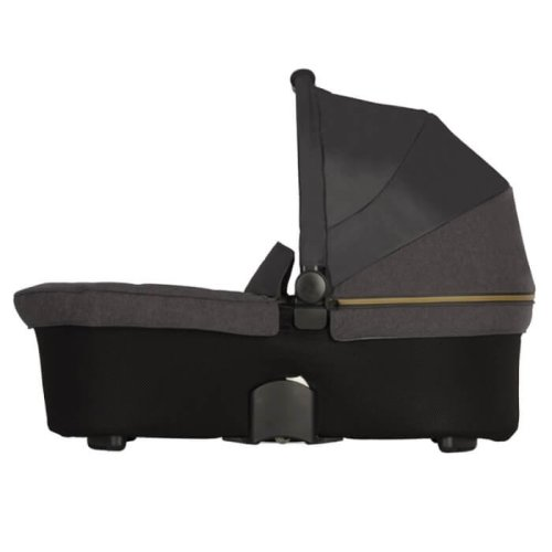 Micralite Smart Fold and Two Fold Carrycot - Carbon