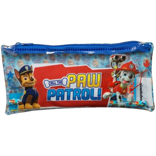 Paw Patrol Filled Pencil Case - 5 Items