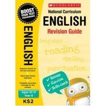 English Revision Guide - Year 6: Year 6