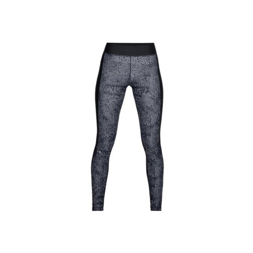 Under Armour HG Amour Printed Legging 1305428-001 Womens Grey leggings