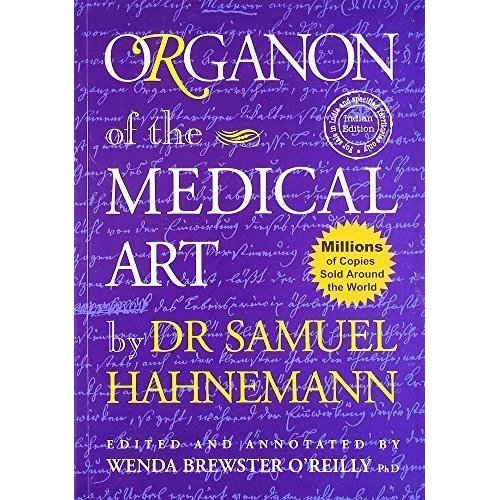 Organon Of The Medical Art [Mar 01, 2009] Hahnemann Samuel