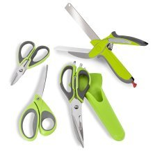 Tower T80445 Health Set of 4 Scissors