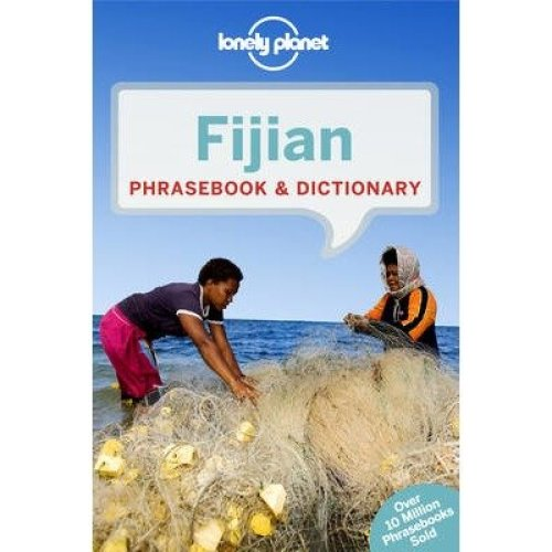 Lonely Planet Fijian Phrasebook & Dictionary