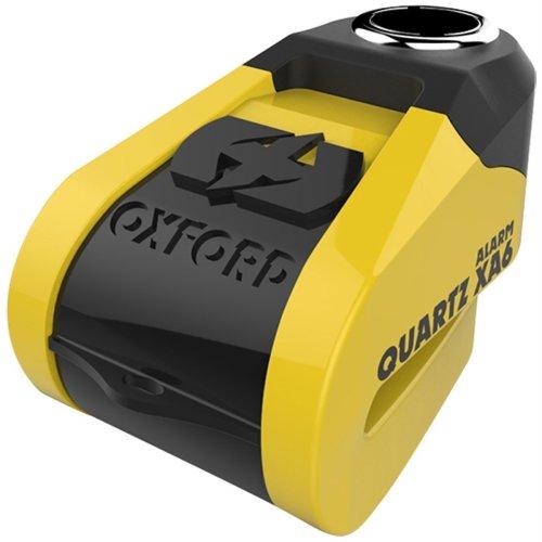 Oxford Quartz XA6 Alarmed Disc Lock