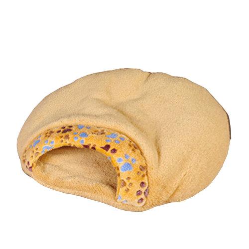 [Printing Coral Velvet] Pet Sleeping Bag,Dog Nest,Cat Bed/Mat (55*48*13CM)