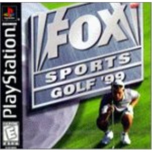 Fox Sports Golf '99 (Playstation)