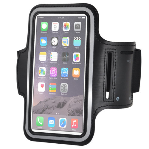 wholesale dealer 17c1d 7f999 TRIXES iPhone 6 Sports Running Reflective Armband Case 4.7