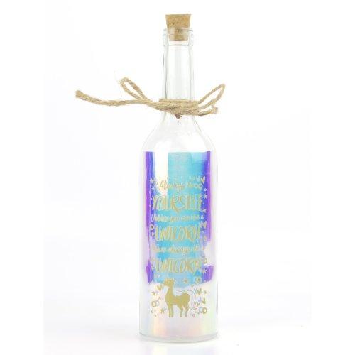 LED Bottle Unicorn