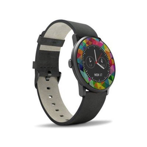 DecalGirl PTRN-CONNECT Pebble Time Round Skin - Connection