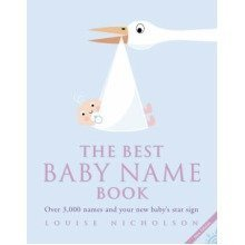 The Best Baby Name Book