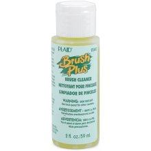 Brush Plus Brush Cleaner-2oz