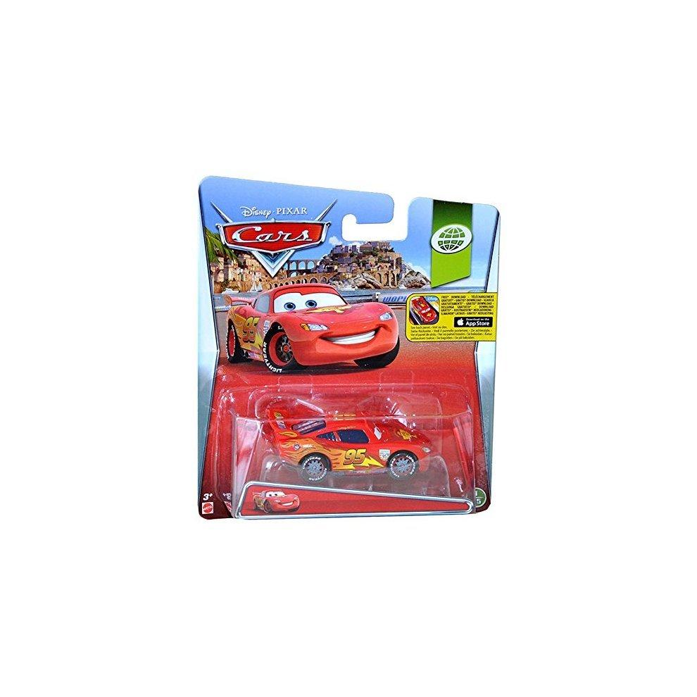 Disney Pixar Cars Diecast World Grand Prix Flash Lightning Mcqueen. >