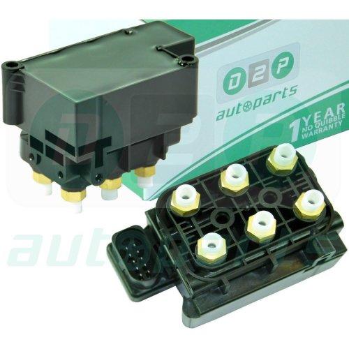 FOR AUDI Q7 (4L) VW TOUAREG AIR RIDE SUSPENSION SOLENOID VALVE BLOCK 7L0698014