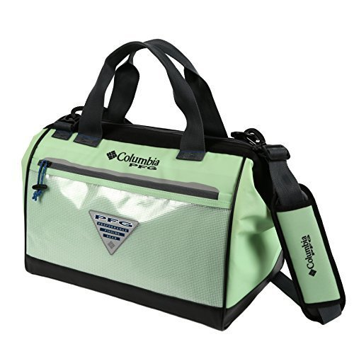 Columbia Pfg Slack Tide Wide Mouth Thermal Carrier Cooler Napa Green