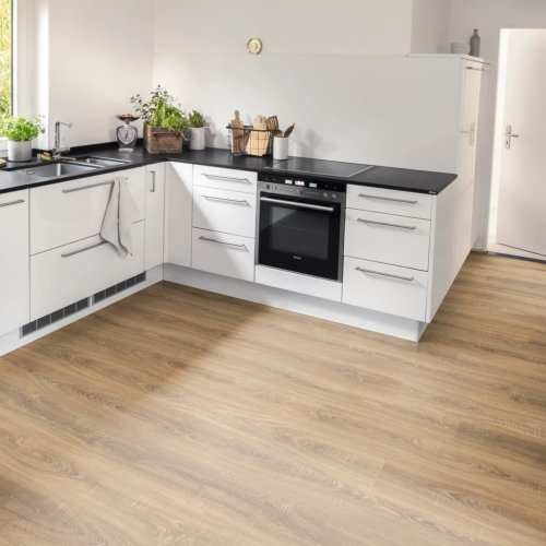 Egger Laminate Flooring Planks 55.72m² 8mm Toscolano Oak Nature Board Carpet