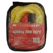 Tow Rope - 3.5m x 4000kg Dp - Maypole 4m 6097a -  tow rope 4000kg maypole 4m x 6097a