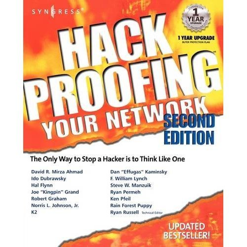 Hack Proofing Your Network: Second Edition