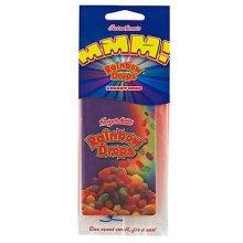 Retro Scents Car Air Freshner Retro Sweets Rainbow Drop Scent 2D Freshner