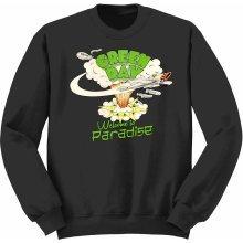 Rockoff Trade Boy's Welcome To Paradise Sweatshirt, Grey, Medium
